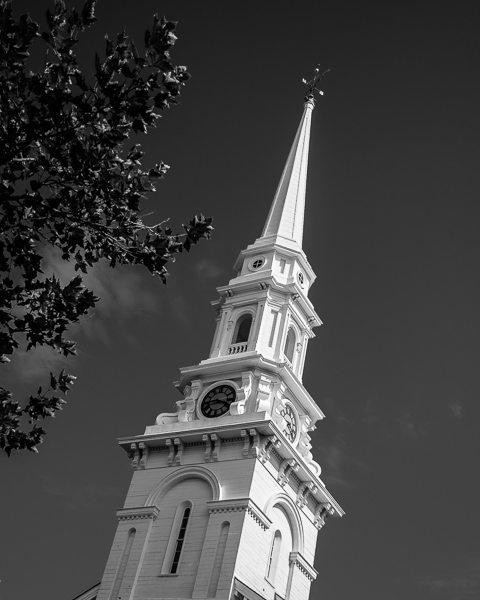 North Church (detail)