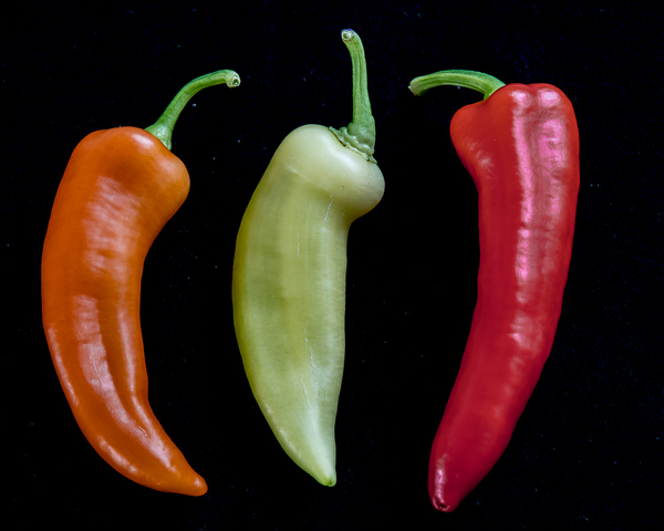 Three Peppers #2