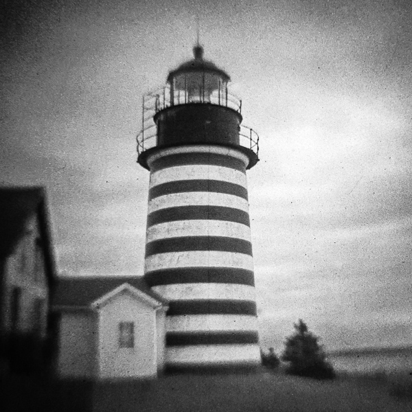 West Quoddy Light, ME