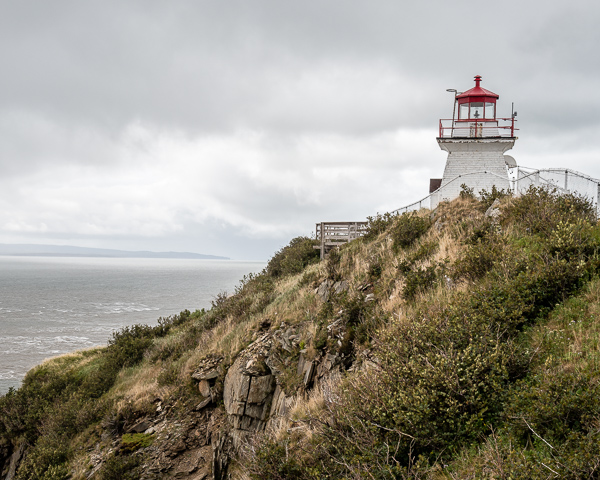 Cape Enrage Light, NB