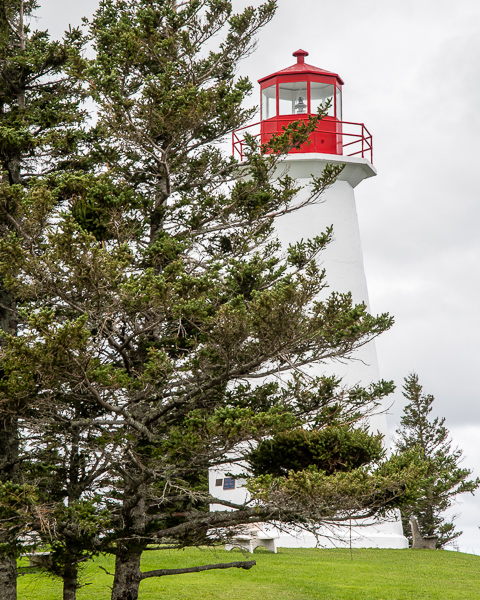 Cape George Light, NS