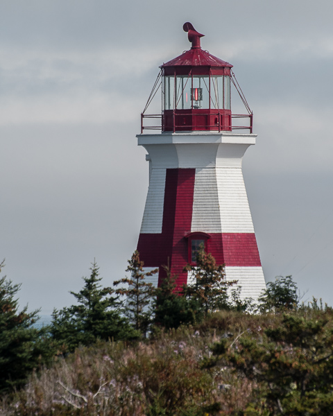 Head Harbour Lightstation, Campobello Island, NB