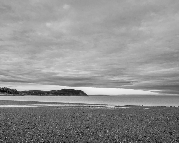 Nr. Pointe Wolfe Beach, Bay of Fundy NP, NB