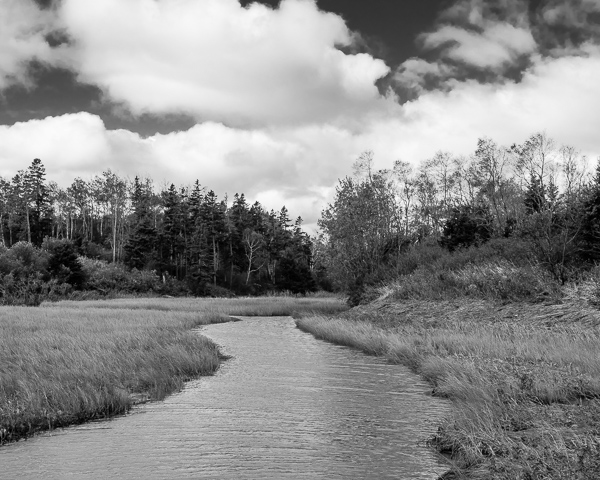 Corney Brook, Cape Brenton Highlands NP, NS