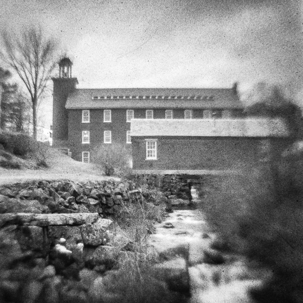 Mill Buildings #3 (Harrisville, NH)