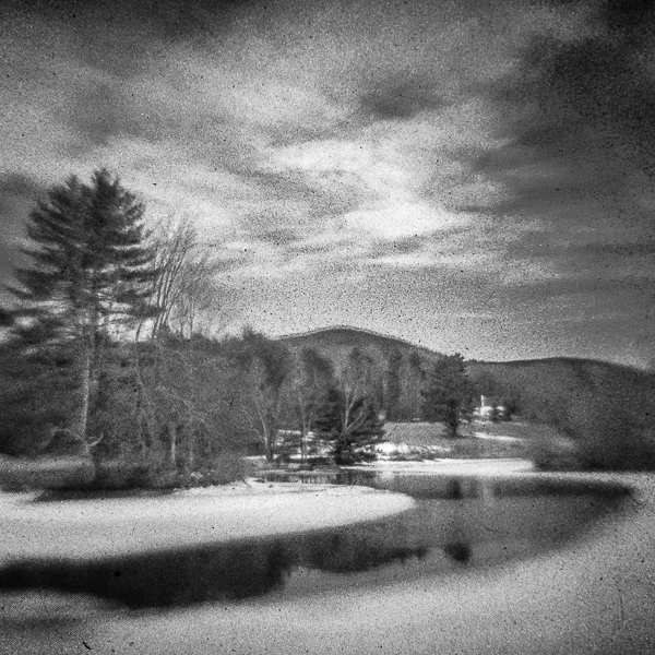 Pond, East Washington, NH