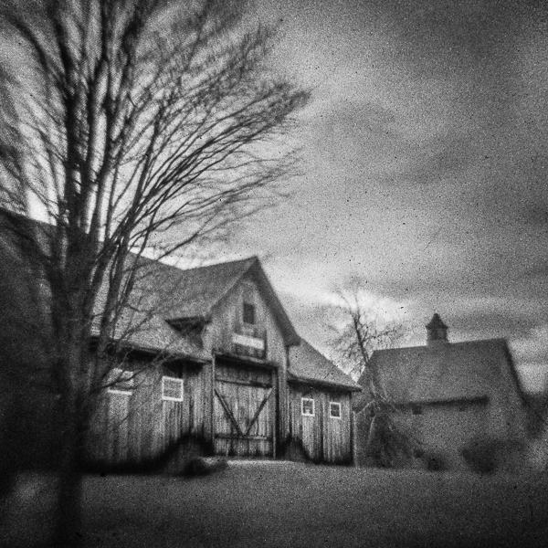 Barns, Hillsborough, NH