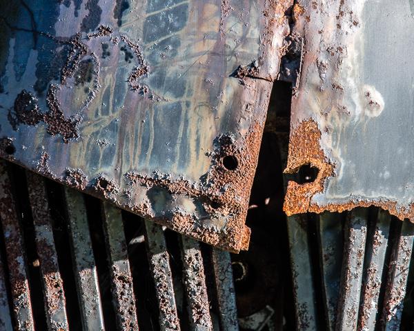 Truck Detail #1