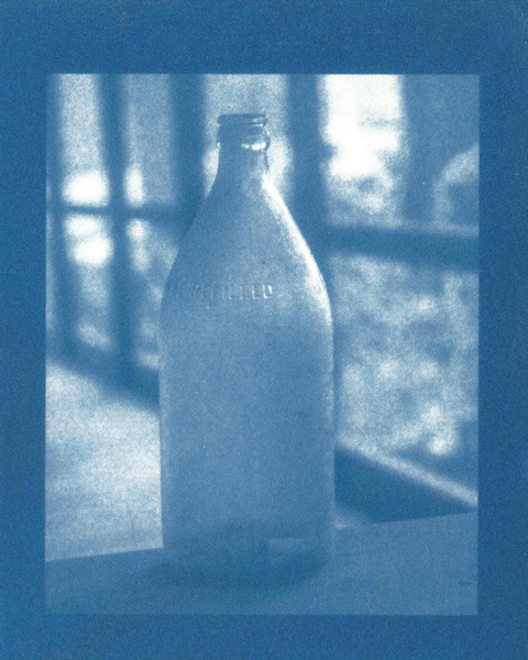 Still Life with Bottle