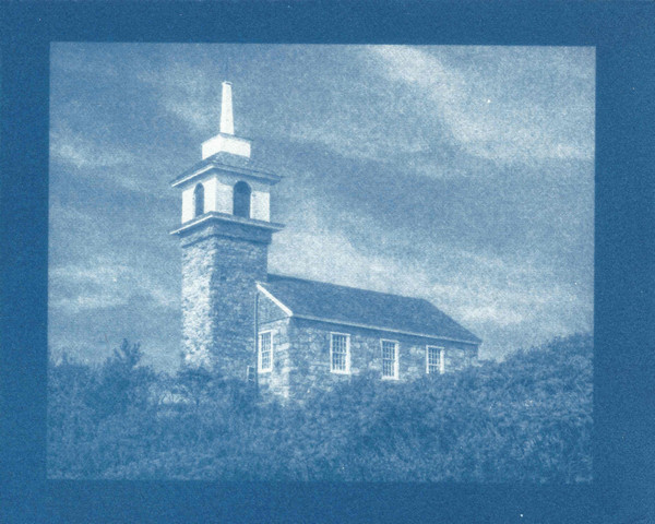 Gosport Chapel (Star Island, NH)