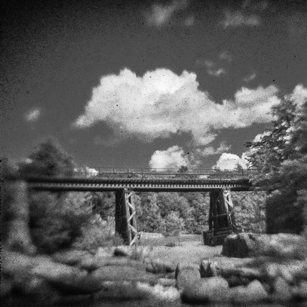 Railroad Trestle (Bennington, NH)