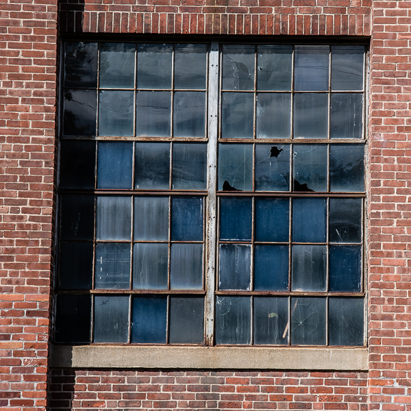 Window: Troy  Blanket Mills #1