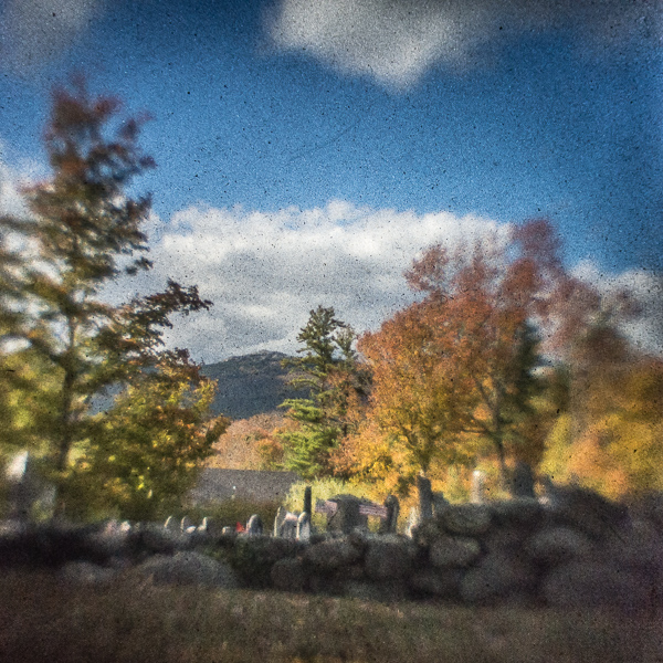 Mt Monadnock from the Meetinghouse in Jaffrey Center