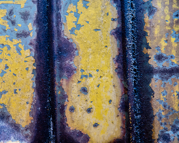 Study in Yellow and Rust #2