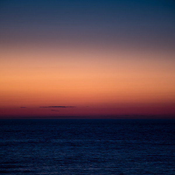 North Atlantic Sunset #2
