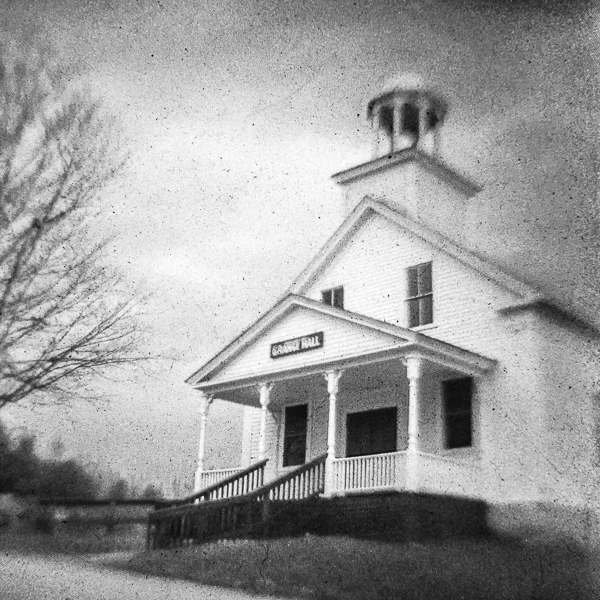 Grange Hall (East Andover) #1