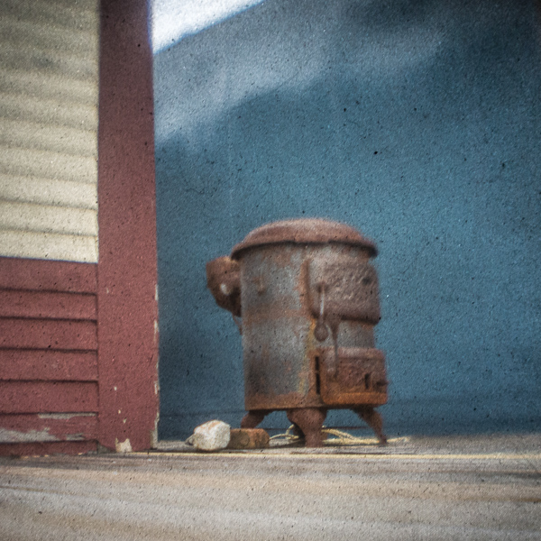 Wood Stove (Potter Place)