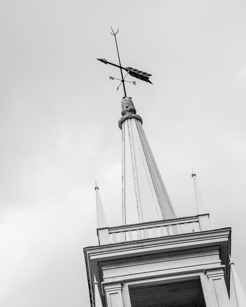 Church Steeple (East Andover, NH)