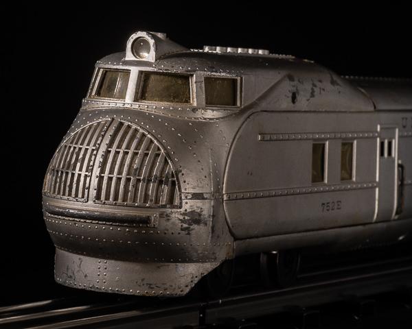 Lionel Model Train Engine
