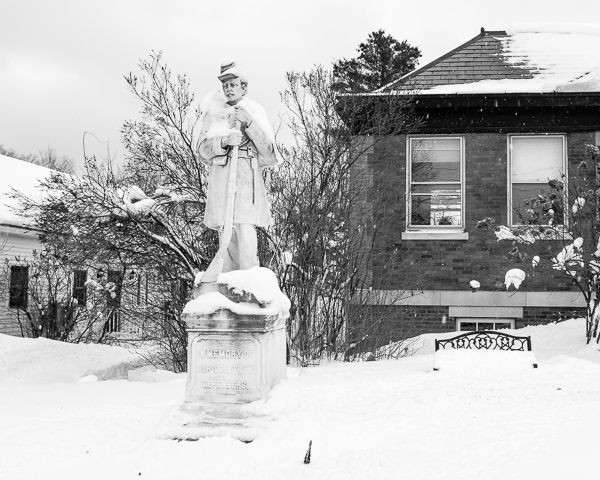 Snow Memorial