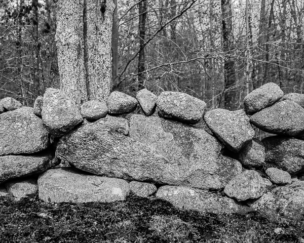 Hand Labor (Stone Wall)