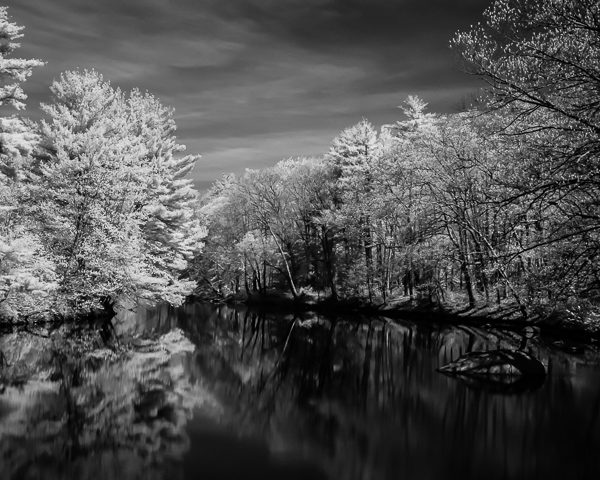 Contoocook River #1 (IR)