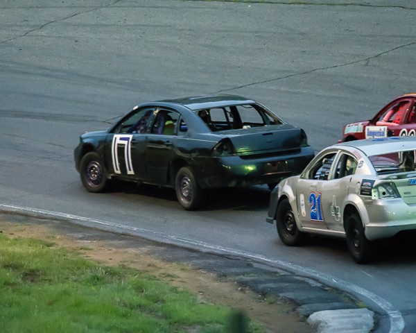 Coming Out Of Turn Two #2
