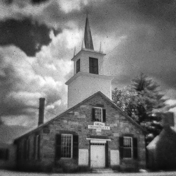 Town Hall, Chesterfield, NH (camera obscura)