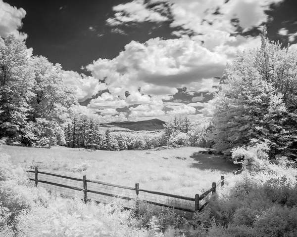Mount Monadnock & Pasture (IR)