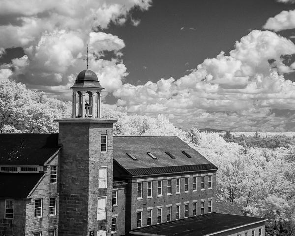 Harrisville Mill Building #1 (IR)