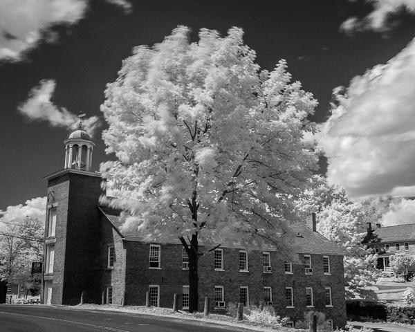 Harrisville Mill Building #2 (IR)