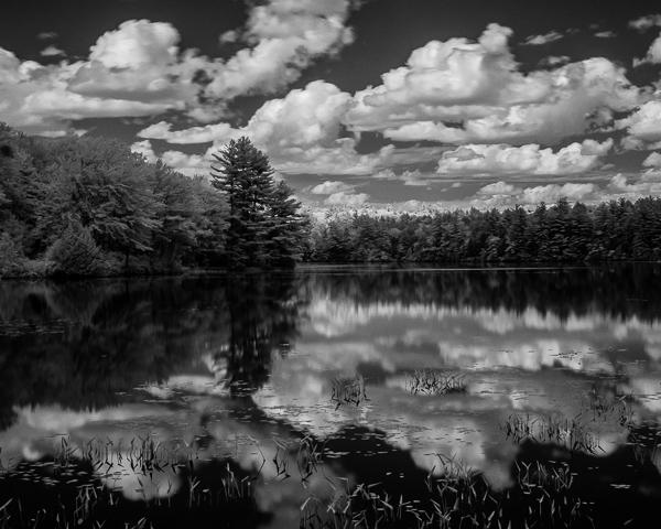 Lake Skatutakee (IR)