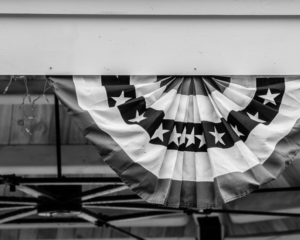 Bandstand Bunting (Unity, NH)