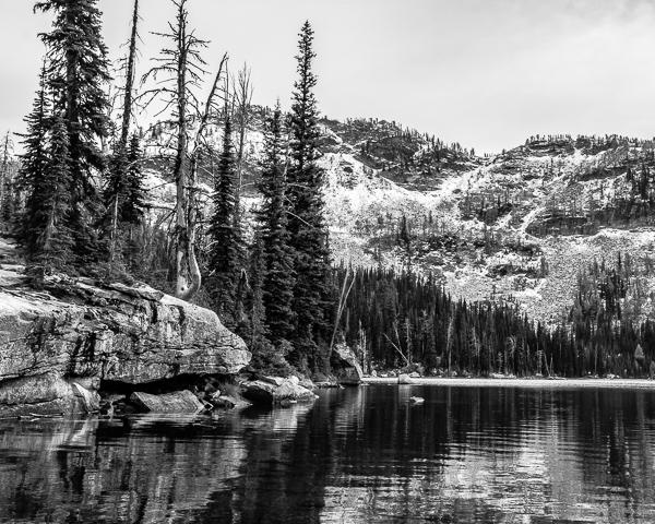 Untitled #13 (Coquina Lake)
