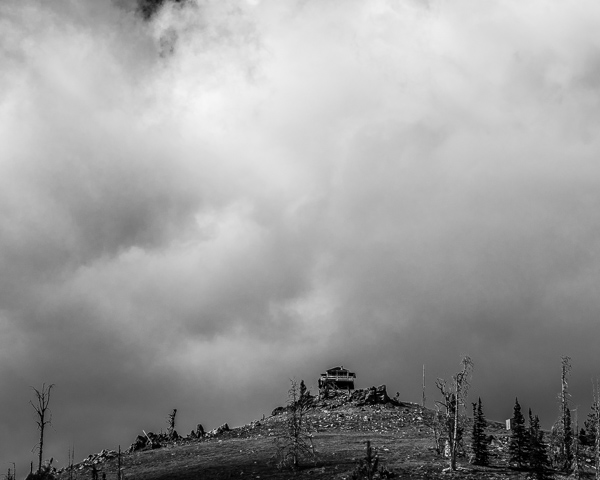 Untitled #15 (Gird Point Fire Lookout)