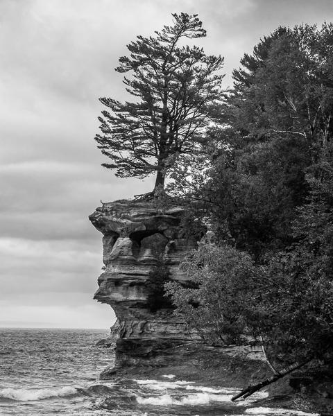 Lakeshore #2 (Chapel Rock)