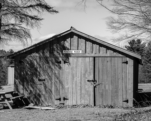 Monoxide Manor (Sugar Hill, NH)
