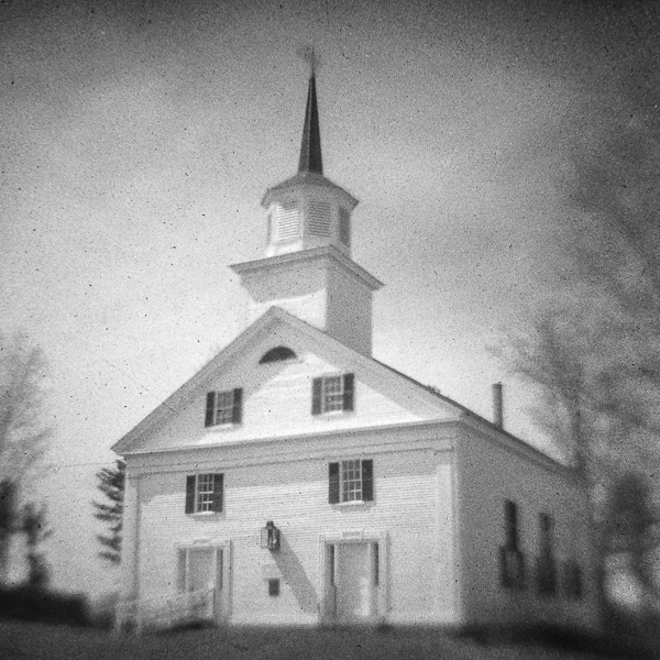 Church, Lyndeborough Center, NH