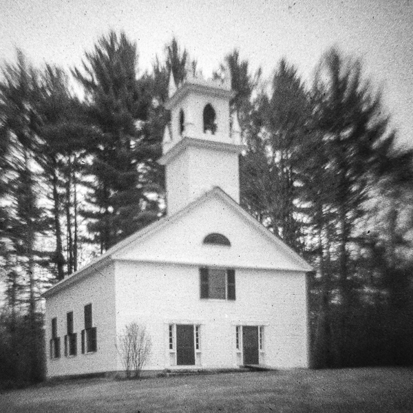 Church, Bradford Center, NH