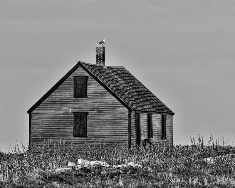 Fishermans Cottage, Smuttynose Island