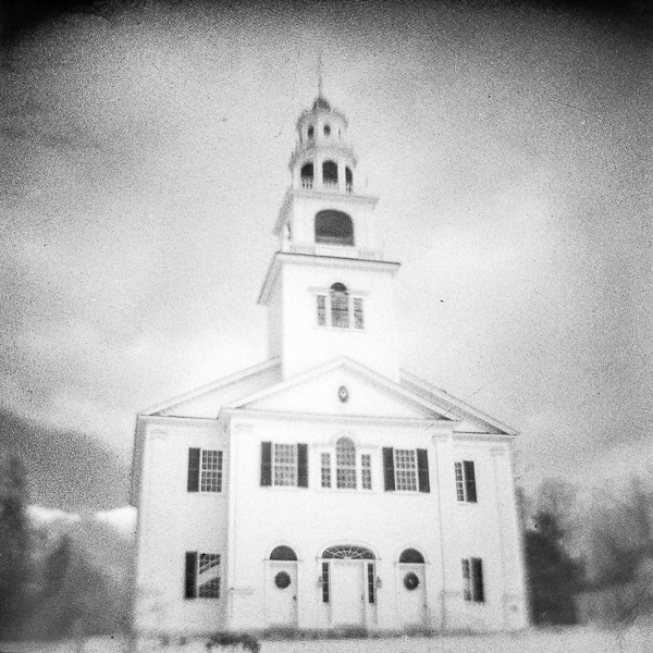 Church, Acworth (camera obscura)