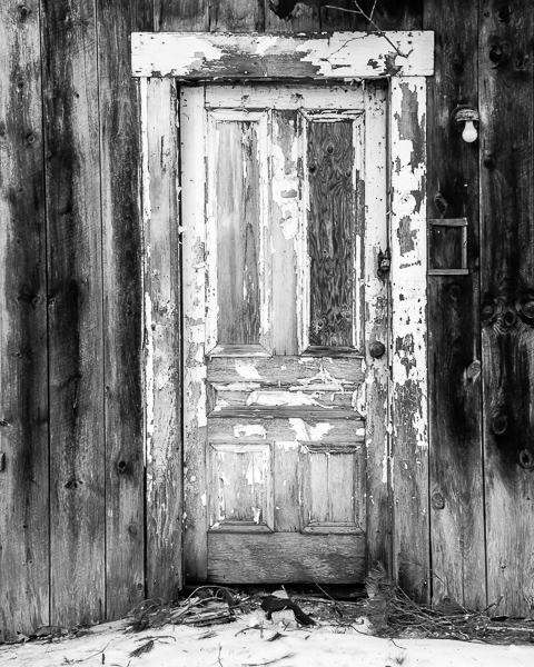 Dereliction, Too - Door