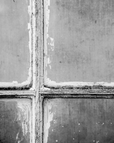 Dereliction, Too  - Window Detail