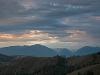 Bitterroot Sunset from the Sapphire Mtns (near Hamilton, MT)