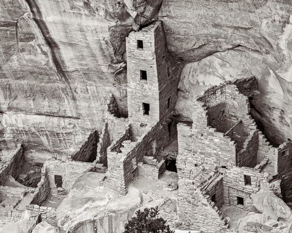 Tower Ruin - Mesa Verde NP
