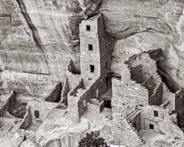 Tower Ruin - Mesa Verde NP
