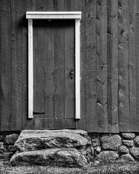Barn - Side Door