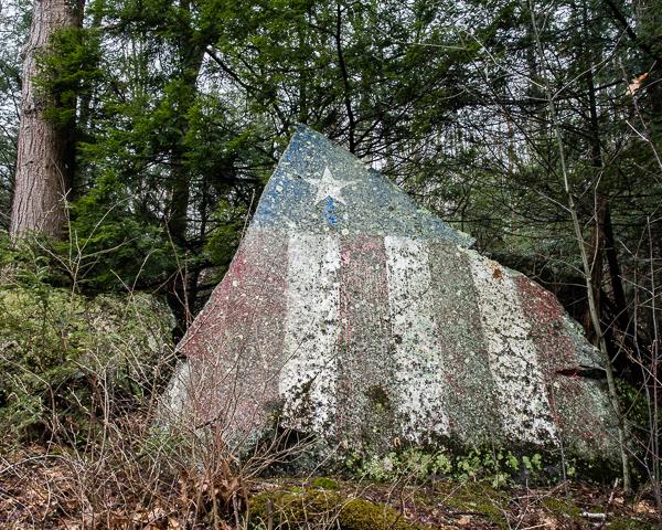 Roadside Monument (Chesham, NH)