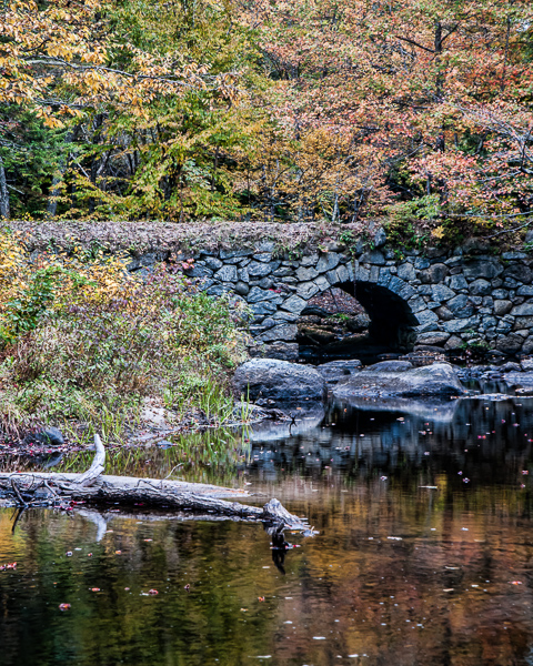 Gleason Falls Road Stone Arch Bridge