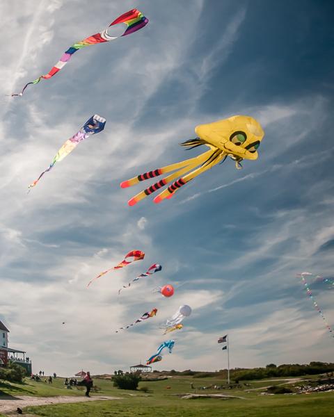 Star Island Kites